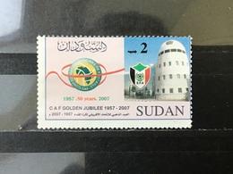 Soedan / Sudan - 50 Jaar CAF (2) 2007 - Soedan (1954-...)