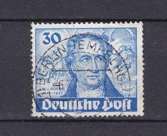 Berlin - 1949 - Michel Nr. 63 - Gest. - 50 Euro - Used Stamps