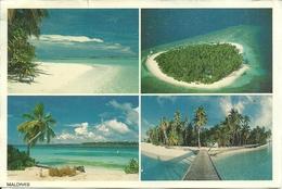 Maldives, Scorci Panoramici, Panoramic Views, Vue Panoramique - Maldives