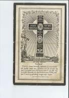 CORNELIUS EYCKMANS ° WOLVERTEM 1815 ONDERPASTOOR VILVOORDE & BORCHTLOMBEEK ( ROOSDAAL ) + 1868 - Devotion Images