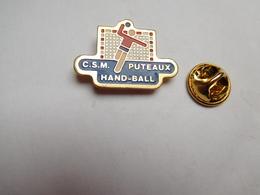 Beau Pin's , Handball , CSM Puteaux , Hand - Pallamano