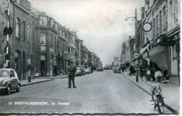 N°72868 -cpsm Le Bizet Ploegsteert -la Douane- - Douane