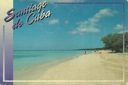 Santiago De Cuba (Cuba) Playa Casonal, The Casonal Beach - Cuba