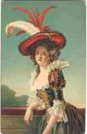 POSTAL    PARIS  - ELIZABETH DE FRANCE  - GULARD - Postales