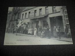 France ( 37 )  Frankrijk  :   Solesmes   Hôtel Et Café De La Hure  *** TOP *** - Solesmes