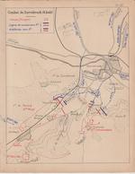 Guerre 1870-71 : 12 Combat De Sarrebruck 6 Août - Documents Historiques