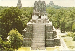 Tikal (Guatemala) Plaza Mayor, Templo II O De Las Mascaras - Guatemala