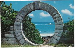 Grape Bay - Moongate Archway - (Bermuda) - Bermuda