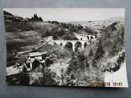 CP 74 MONNETIER MORNEX ( Le Saleve ) - Le Pont  , Viaduc De VIAISON 1952 - France
