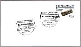 Periodico - Newspaper - Journal  - EL ADELANTADO. SPD/FDC Segovia 2007 - Otros