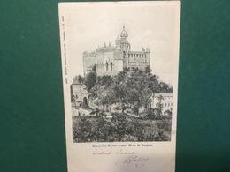 Cartolina Rocchetta Mattei Presso Riola Di Vergato - 1902 - Bologna