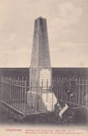 Chantrenne Monument Du 9e Bataillon Des Chasseurs Lauenbourgeois - Autres Communes