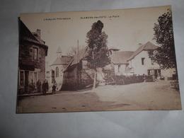 D.12 - Saint Amans Des Cots (l'aveyron Pittoresque ) La Place - Autres Communes