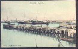 OSTENDE - Vue Du Port (Feldpost N° 12) - Oostende
