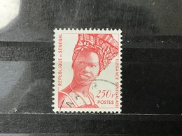 Senegal - Senegalese Elegantie (250) 1995 - Senegal (1960-...)