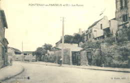 Fontenay En Parisis Les Ruines - France