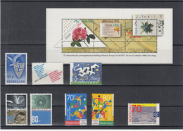 Nederland / Different Themes - Timbres