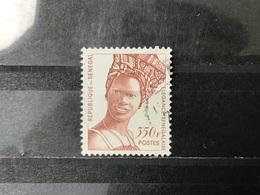 Senegal - Senegalese Elegantie (350) 1997 - Senegal (1960-...)