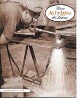 Revue 1953 ALFA-LAVAL Des Laiteries / 26 Pages / 55 GENOT à ETAIN /08 LOEVENBRUCK à MARGUT / 54 CAILLET à VILLERUPT - France