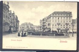 OSTENDE - Avenue Leopold - Oostende
