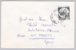 Brief In Die Schweiz (br5831) - 6. 1946-.. Republic