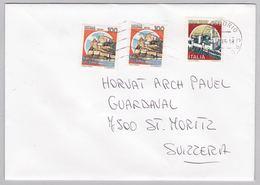 Brief In Die Schweiz (br5832) - 6. 1946-.. Republik