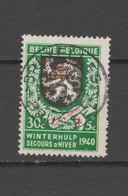 COB 539 Oblitération Centrale BRUXELLES 1 - Belgique