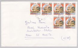 Brief In Die Schweiz (br5839) - 6. 1946-.. Republik