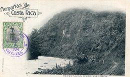 COSTA RICA(GRUSS) - Costa Rica