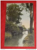 OTTIGNIES -   La Dyle  - Paysage   -  1909  - - Ottignies-Louvain-la-Neuve