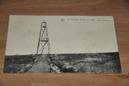 9565-      LA BARAQUE MICHEL EN 1926, SIGNAL GEODESIQUE - Jalhay