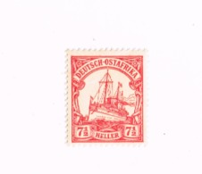 Voilier Impérial.Yvert 24.MNH,Neuf Sans Charnière. - Colonie: Afrique Orientale