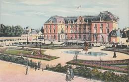 CPA   10 AUBE    TROYES   NOUVEAU SQARE DE LA PLACE DE LA PREFECTURE  617 - Troyes