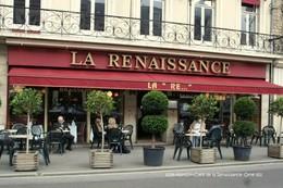 Alençon (61)- Café De La Renaissance (Edition à Tirage Limité) - Alencon