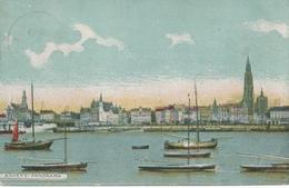 CPA - Belgique - Antwerpen - Anvers - Panorama - Antwerpen