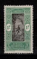 Dahomey - YV 57 N** - Unused Stamps
