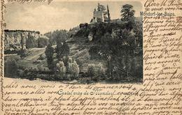 LUXEMBURG - MONDORF-LES-BAINS, Castel Près De Mondorf + PHILA 1902 - Mondorf-les-Bains