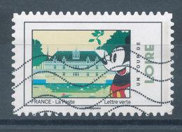 1584 (o) Mickey - Un Tour De Loire - France