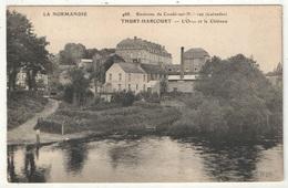 14 - THURY-HARCOURT - L'Orne Et Le Château - ELD 488 - Thury Harcourt