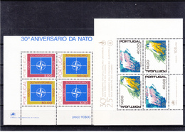 Portugal / Different Themes - Timbres