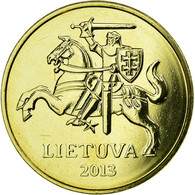 Monnaie, Lithuania, 20 Centu, 2013, SPL, Nickel-brass, KM:107 - Lithuania
