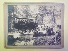 """GP 2019 - 1098  PHOTO  """"Ecole Normale à Fontainebleau  -  Juin 1903""""   XXX - Foto's"""