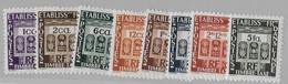 ⭐ Inde - Taxe - YT N° 19 à 27 ** Sans Le 23 - Neuf Sans Charnière - 1948 ⭐ - Ungebraucht
