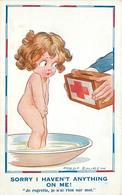 FRED SPURGIN (illustrateur) - Croix Rouge, Je Regrette, Je N'ai Rien Sur Moi. - Red Cross