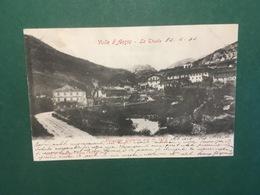 Cartolina Valle D'Aosta - La Thuile - Villaggio Golletta Alt. 1476 - 1904 - Non Classificati