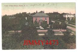 PRIVATE POST CARD - Upper Prince Street En 1907 - Pictou, N. S. Nouvelle-Ecosse Canada - Nouvelle-Écosse