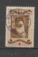 COB 496 Oblitération Centrale BRUXELLES 1 - Belgique