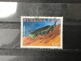 Burkina Faso - Insecten (100) 2002 - Burkina Faso (1984-...)