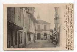- CPA CASSENEUIL (47) - Place Du Marché 1904 - - Autres Communes
