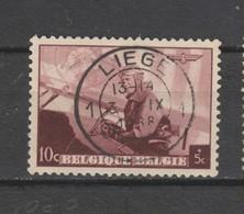 COB 466 Oblitération Centrale LIEGE 1 - Belgique